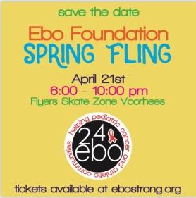 Ebo Spring Fling Logo